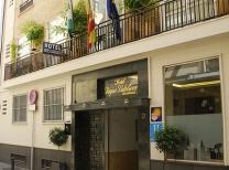 Hotel Reyes Católicos: Facade