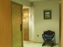 Hotel Reyes Católicos: Corridor